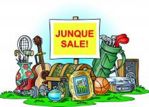 50th Annual Junque Sale - CANCELLED